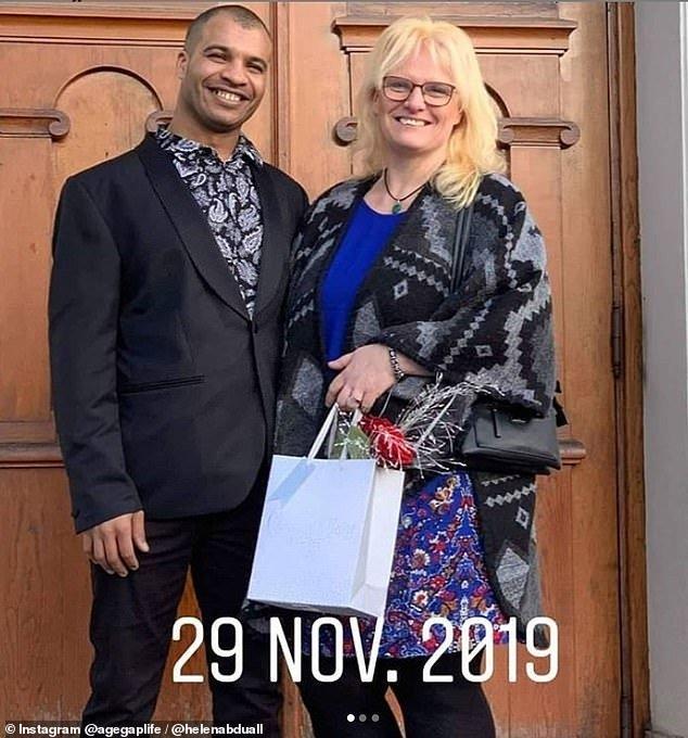 Helen-Abduall49vjçedhe-partneri-i-saj-Mohanad-34-vjeç