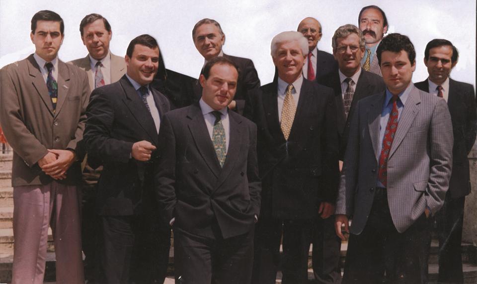 PARTIA ALEANCA DEMOKRATIKE 1996